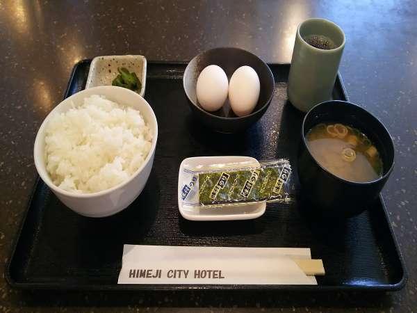 ☆新プラン☆卵かけごはん朝食付きプラン☆(駐車場代別)
