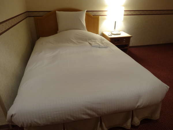 【広さ約20平米・120cmベッド】クレールシングルプラン♪