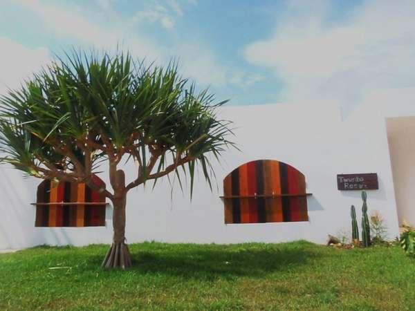 Twuriba Resortの外観
