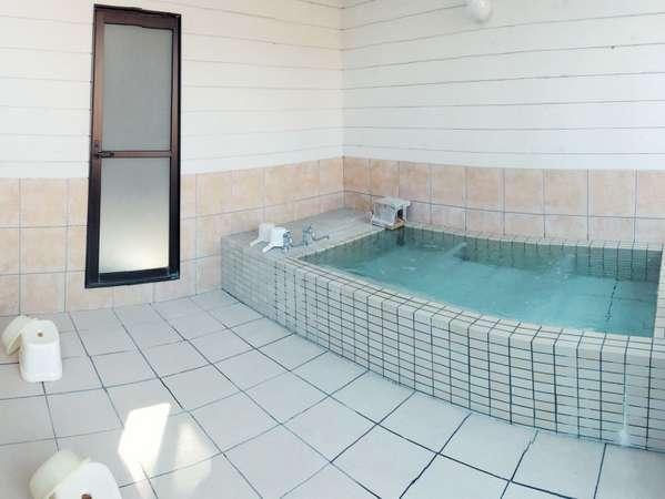 チェックイン後に貸切大浴場を予約可能。(冬季12月~3月休止)