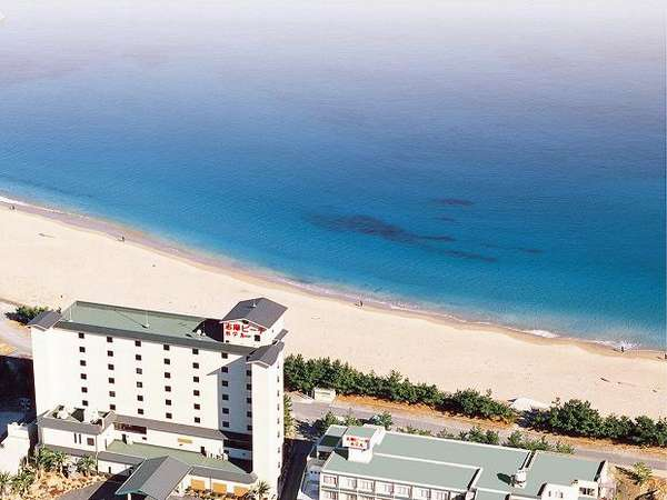 志摩ビーチホテルの外観