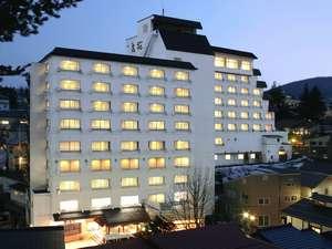 ホテル高松の全景