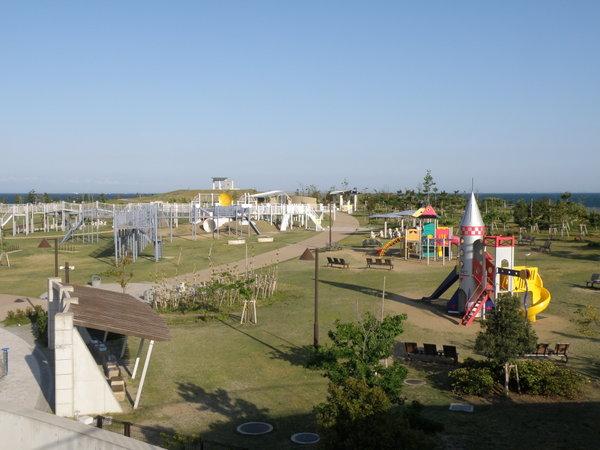 徳島県月見ヶ丘海浜公園の写真その3