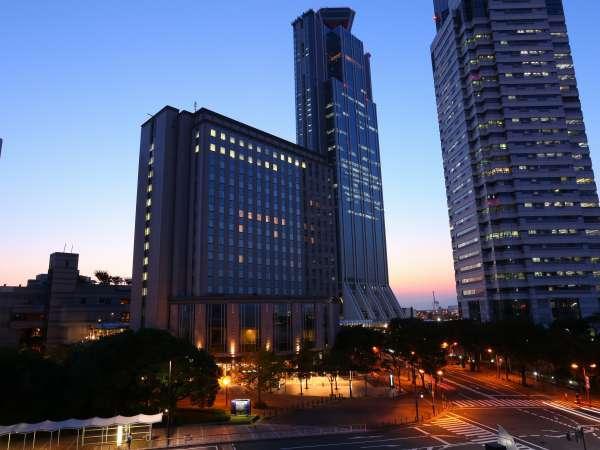 クインテッサホテル大阪ベイ(旧ホテル・ラ・レゾン大阪)