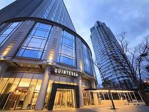 クインテッサホテル大阪ベイの外観