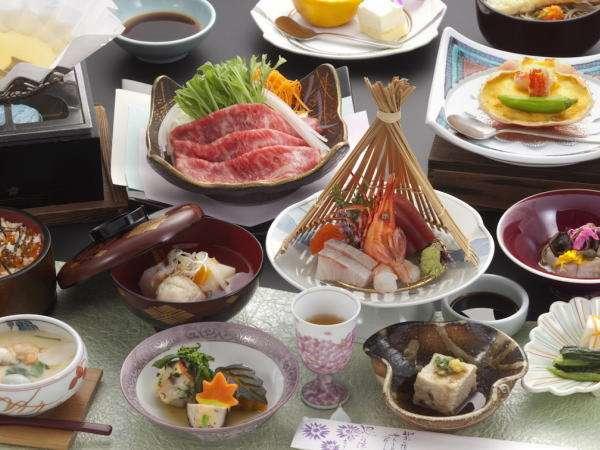 季節にちなんだ、和食のお料理を、お召し上がり下さい♪
