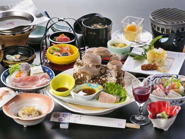 宴会プラン料理イメージ