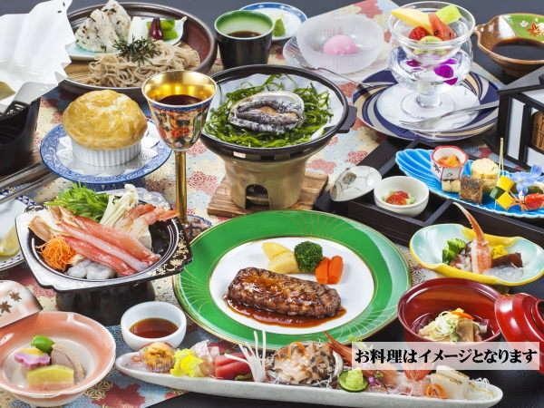 【大人気♪】華友膳プランお食事イメージ
