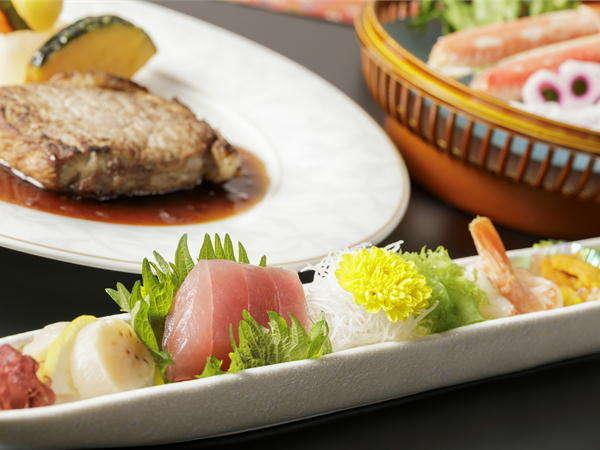 華友膳料理イメージ※季節より内容が異なります。