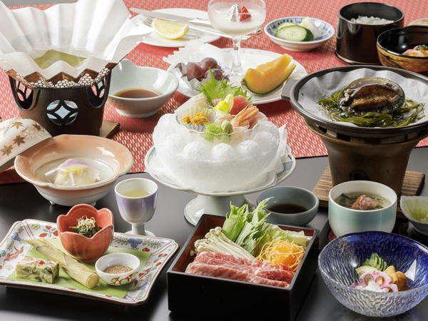 美味厳選プランお料理イメージ※季節により内容が異なります。