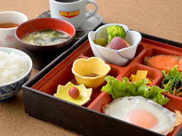 朝食-和食