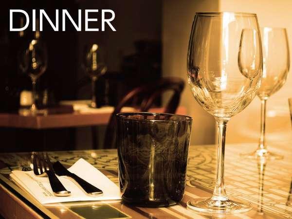 【夕食付】2階ラ・ベランダのディナーバイキング付(時間無制限)