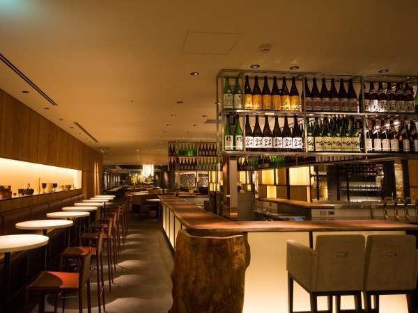 「和ビストロ いちょう坂」 ちょっと大人な贅沢を 日本酒お楽しみプラン