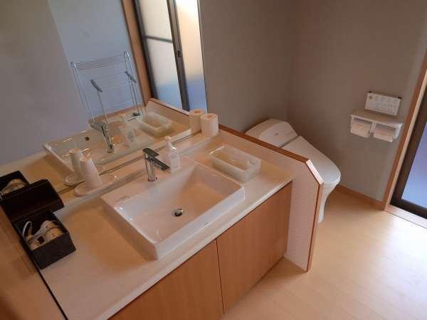 客室内トイレ洗面台イメージ