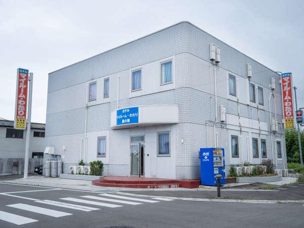 JR常磐線の亘理駅より車で約15分、仙台空港より車で約20分。とてもアクセスが良好な立地となっております。