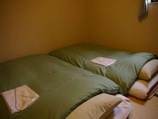 和室プラン(喫煙室) ※6畳間2名様限定※お子様の添い寝は可