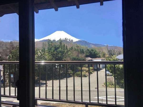 眺望(富士山)