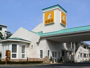 ファミリーロッジ旅籠屋・伊賀店の外観
