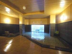 【大浴場】人口ラジウム温泉(ご利用時間:5:00~10:00、15:00~2:00)