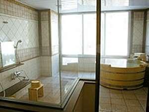 『貸切風呂』自分達だけの温泉タイムをお楽しみください。