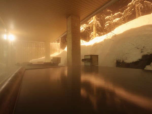 【大自然の湯「鳥の声」】朝陽リゾート自慢の露天風呂で、心も体もリフレッシュ!