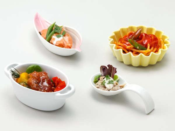 【ル・マッターホルン】<イタリア料理>イタリアンザンギ、道産夏野菜とたっぷりチーズのナポリタンなど