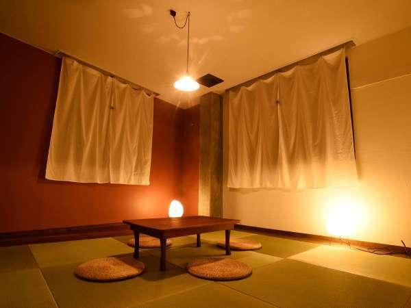 ・【和室個室一例】4名様までお泊りいただけます