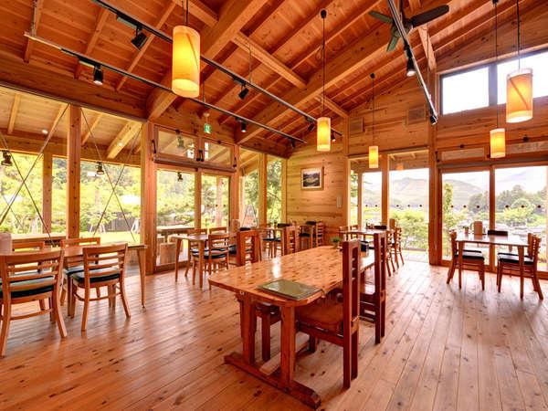 *【あさぎり館内レストラン】食事はこちらでご用意いたします。