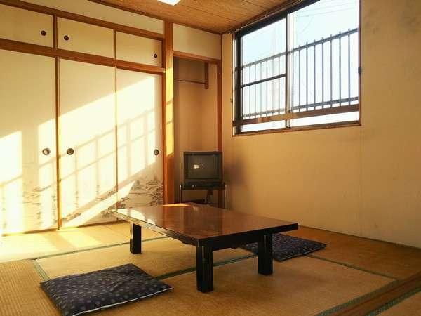 全室日本海が見える和室からは美しい夕日が見れます♪