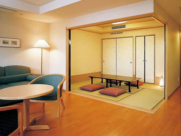 【スイートルーム確約】 キッチン付き70平米のお部屋で広々快適プラン♪