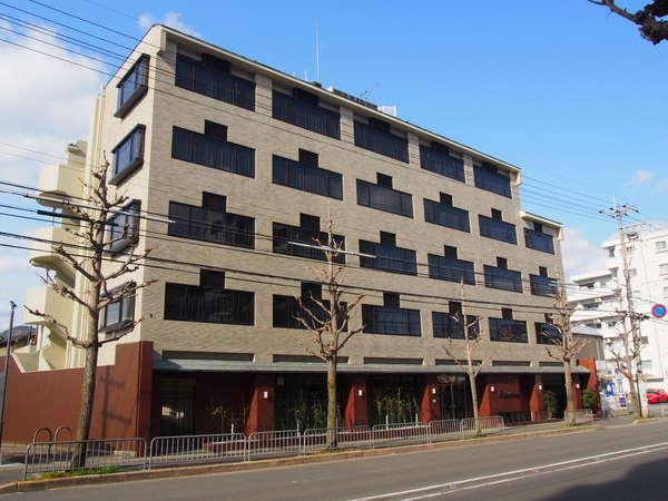 嵯峨グレースホテルの外観