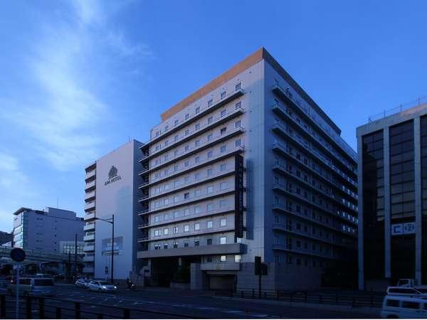 アパホテル<京都駅堀川通>の外観