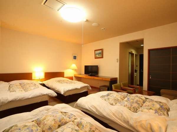 洋室4名部屋