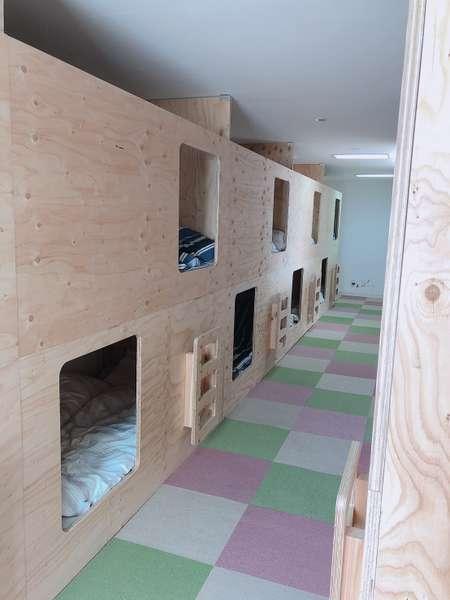 【dormitory】ドミトリー