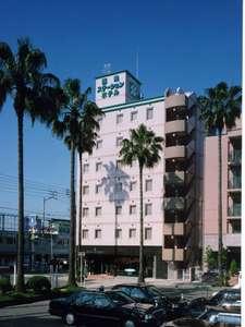 西条ステーションホテルの外観