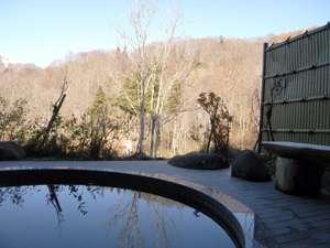 山形の紅葉スポット近くの温泉宿・紅葉露天のある宿県 変若水の湯 つたや