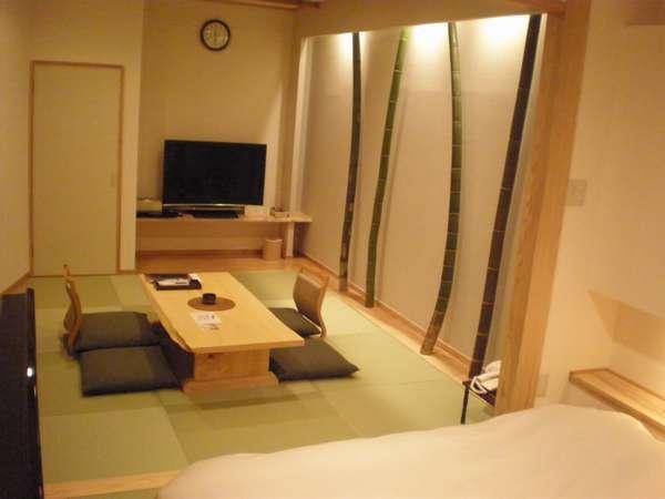 【客室グレードアッププラン!】お食事は宿お任せスタイルで、半露天風呂付き離れ宿で優雅なひとときを♪