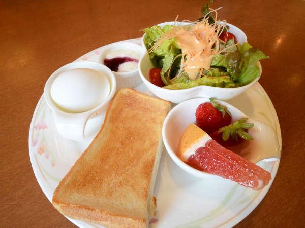 【*プチ朝食】一例