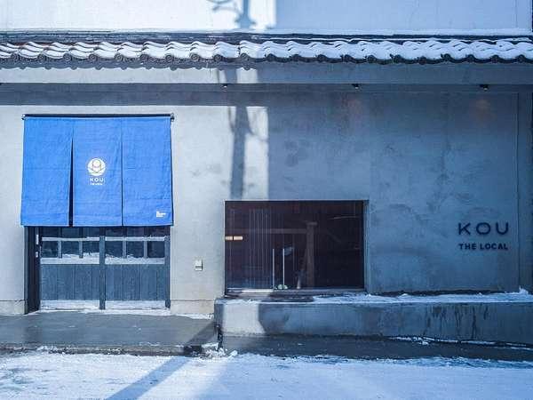 建物玄関・外観です