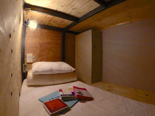 BOOK AND BED TOKYO 5枚目の画像