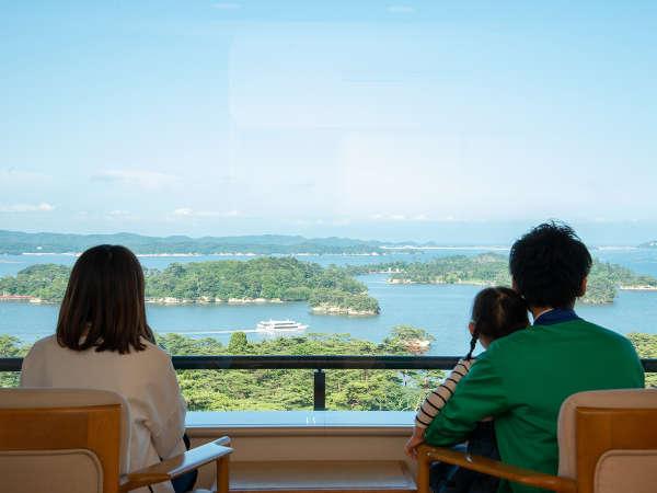 *【滞在イメージ】日本三景・松島を一望
