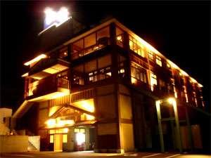 浜膳旅館の外観