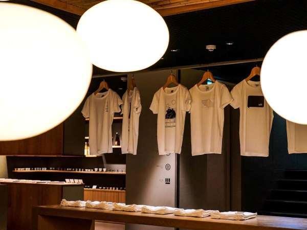 北海道のクリエイターがデザインしたオリジナルTシャツ。これからもう少し柄を増やす予定です。