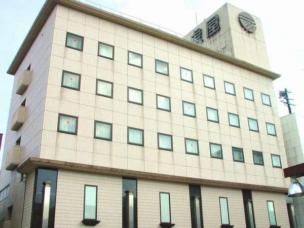 ホテル虎屋(須賀川)の外観