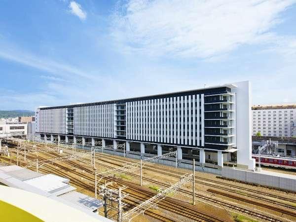ホテル近鉄京都駅(2019年4月1日より:都シティ 近鉄京都駅)