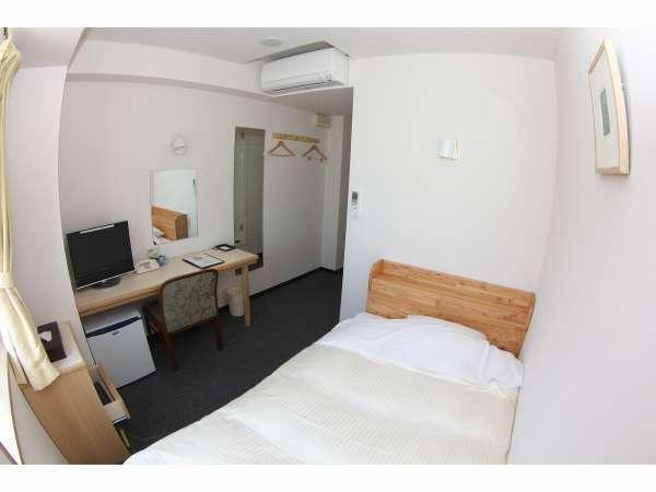 シングルルーム2(お部屋の一例)