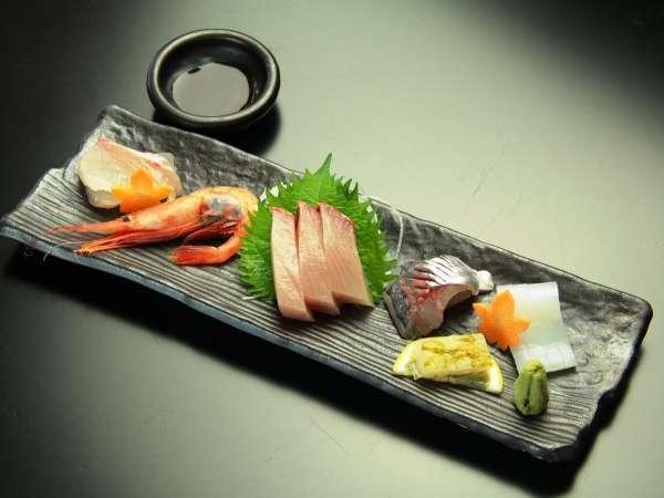 【夕食】本日のお刺身