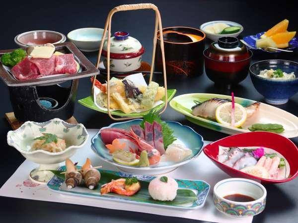 【スタンダード】料理全体の一例
