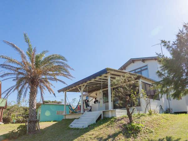 かりゆしコンドミニアムリゾート本部 THE BEACH GARDEN HOUSE