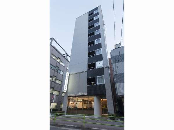 Hotel Seven Seas 銀座(ホテルセブンシーズ銀座)